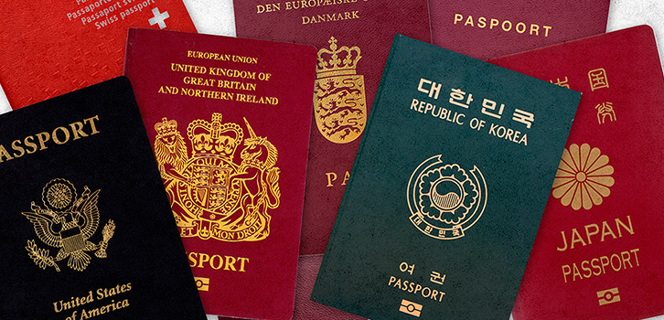 passport programs