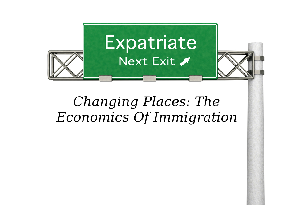 Changing Places: The Economics Of Immigration In 2016